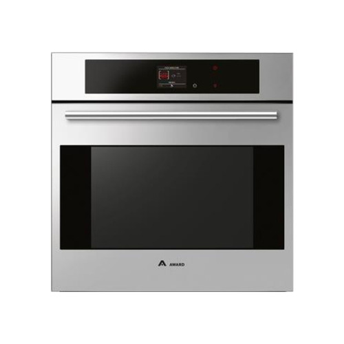 Award 60cm S/Steel 10 Function Pyrolytic Built-in Oven - Betta Online Only Price