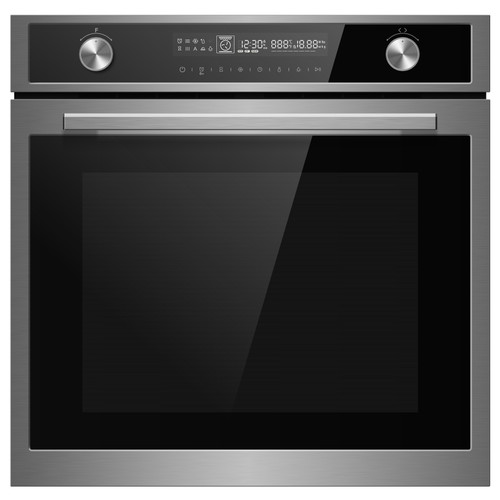 Award 60cm S/Steel 13 Function Pyrolytic Built-in Oven - Betta Online Only Price