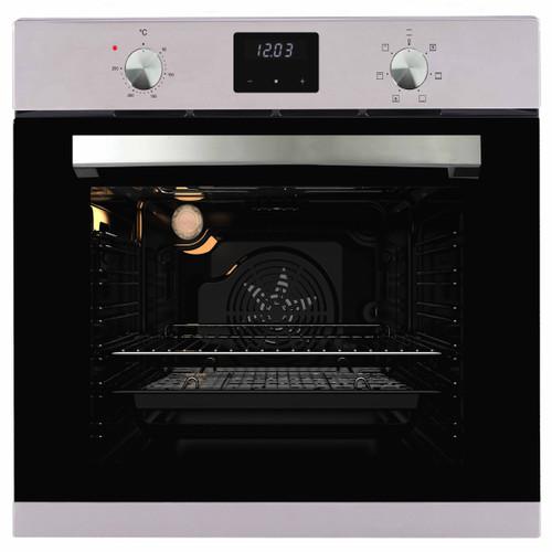 Award 60cm S/Steel 6 Function Built-in Oven - Betta Online Only Price