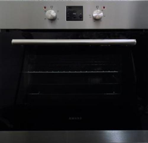 Award 60cm S/Steel 8 Function Built-in Oven - Betta Online Only Price