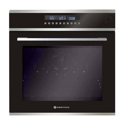 Parmco 60cm S/Steel 12 Function Pyrolytic Built-in Oven - Betta Online Only Price