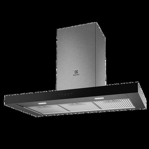 Electrolux 90cm Dark S/Steel Canopy Rangehood - Betta Online Only Price