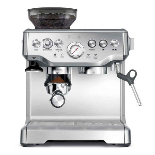 Breville the Barista Express™ Espresso Machine S/Steel - Betta Online Only Price