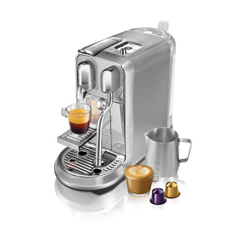 Breville Nespresso Creatista® Plus S/Steel - Betta Online Only Price