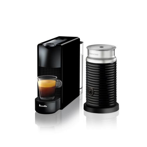 Breville Nespresso Essenza Mini Black Coffee Machine - Betta Online Only Price