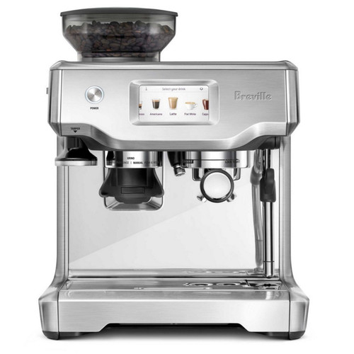 Breville the Barista Touch™ S/Steel - Betta Online Only Price