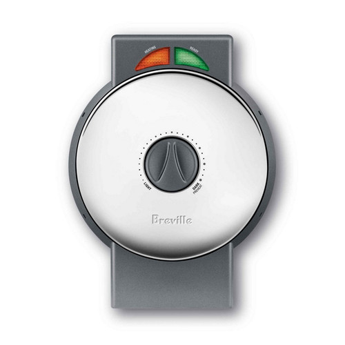 Breville the Crisp Control™ Waffle Maker - Betta Online Only Price