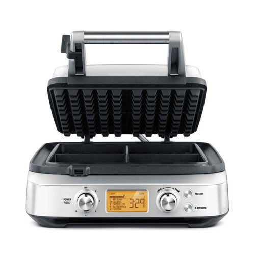 Breville the Smart Waffle™ Maker 4 Slice - Betta Online Only Price