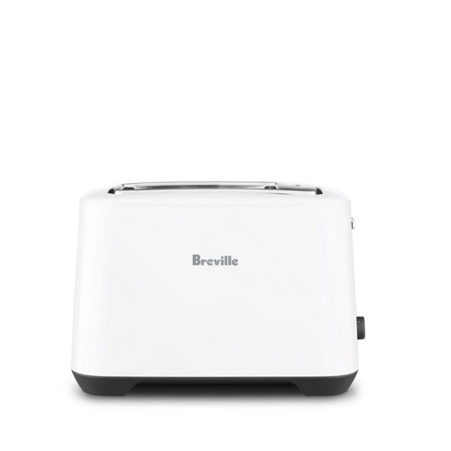 Breville the Lift & Look™ Plus 2 Slice White Toaster - Betta Online Only Price