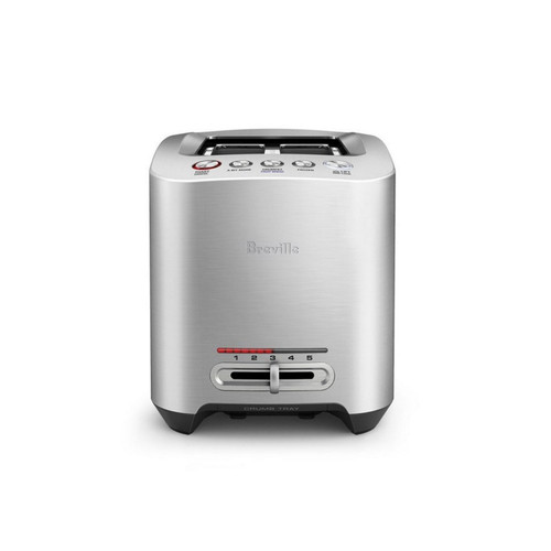 Breville the Smart Toast™ 2 Slice S/Steel Toaster - Betta Online Only Price