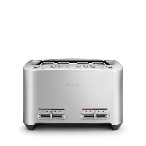 Breville the Smart Toast™ 4 Slice S/Steel Toaster - Betta Online Only Price