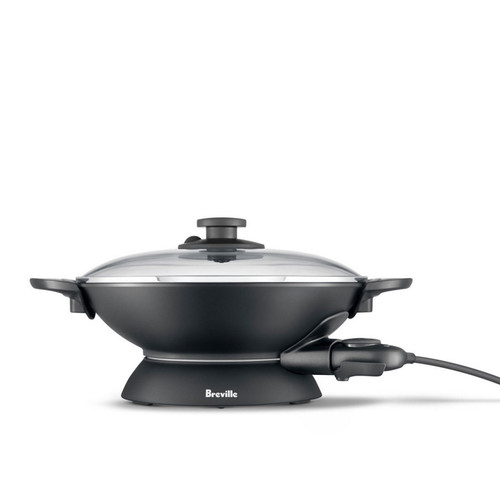 Breville the Quick Wok™ 5L Electric Wok - Betta Online Only Price