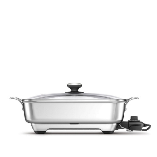 Breville the Thermal Pro™ S/Steel Electric Wok - Betta Online Only Price