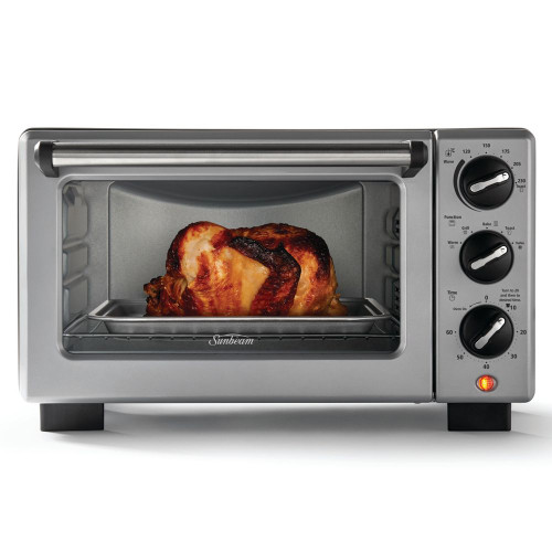 Sunbeam 18L Convection Bake & Grill Compact Oven - Betta Online Only Price