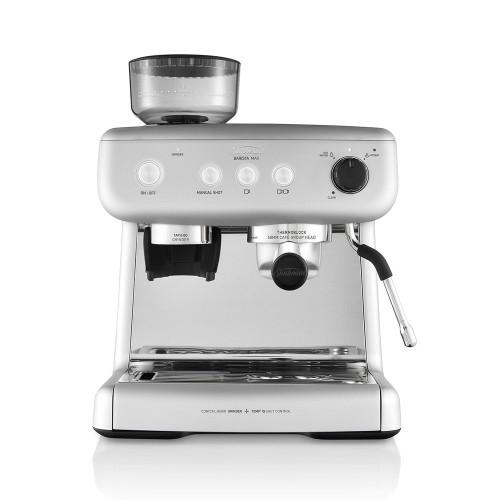 Sunbeam Barista Max Espresso Machine Silver - Betta Online Only Price