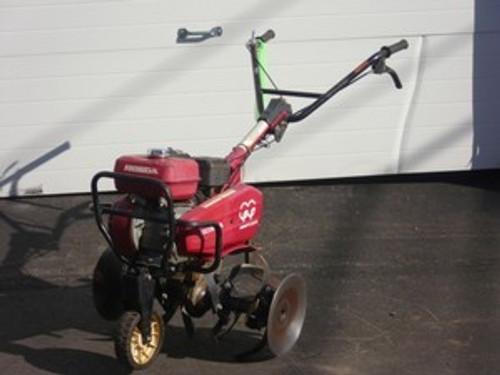 HONDA FC 600 Mid Tine Tiller Cultivator Roto Tiller Front Garden Tiller 190-USED