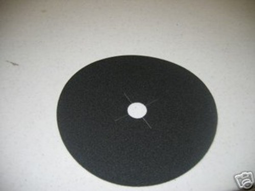 """CASE 50 - 7"""" SANDPAPER DISCS FOR EDGER 100 GRIT CLARKE"""