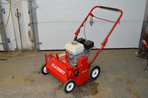 Turf Rake Classen TR-20 Honda Engine Used