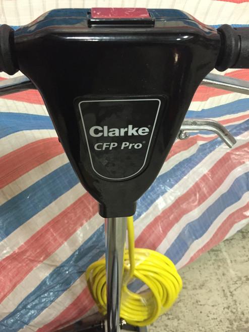 Clarke CFP Pro 17HD Polisher 17 Inch Floor Machine