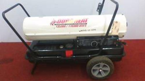 Dura Heat 135K-170K BTU Kerosene Forced Air Heater Heavy Duty C