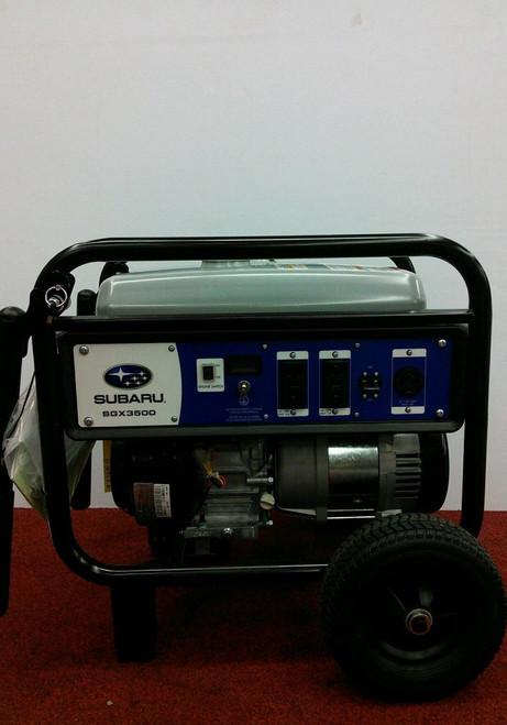 Subaru SGX3500 3200 W Portable Gas Generator