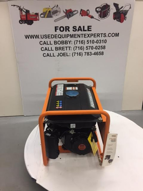 GENERAC GP SERIES 3250 PORTABLE GENERATOR 3,250-Watt Gasoline Powered Portable Generator