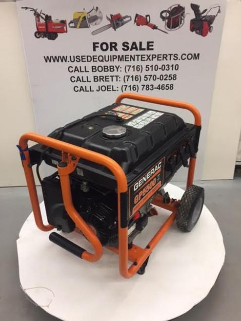 NEW !Generac GP5500 - 5500 Watt Portable Gas Generator- GENERAC GP SERIES 5500