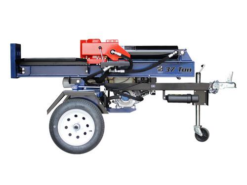 New Iron & Oak 37 Ton Duro Glide Log Splitter Honda Engine Horizontal & Vertical