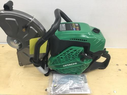 "Hitachi Hitachi CM75EBP 14"" 75cc Gas Commercial Cut-Off Saw Metal Wood Cutting"