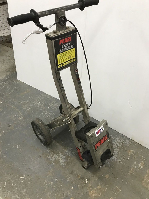 Pearl Easy Hammer Trolley for Bosch Brute Cart For Demolition