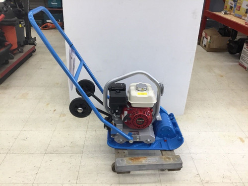 Weber Vibratory plate CF2i Compacting Sand,Paving,Asphaltin,Garden & Landscaping