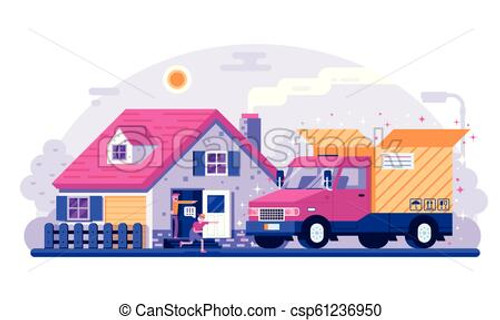 Home Shipping Service And Sand Paper
