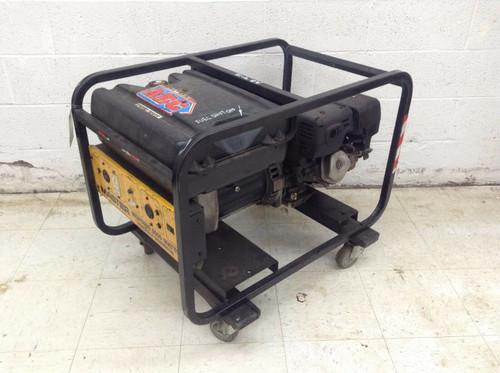 Master 5000 Watt Generator Emergency Backup Honda Power Hurricane Portable Home