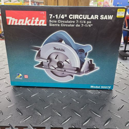 "Makita 7‑1/4"" Circular Saw"