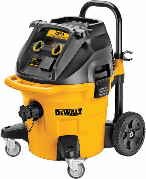 Dewalt DWV012 10 Gallon Dust Extractor Shop Vac Vacuum Sales Display Bagless