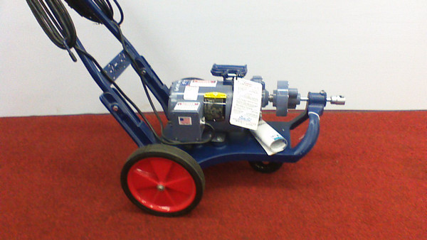 Electric Eel Model C 200' Drain Cleaning Machine Heavy Duty for Tougher Blockages