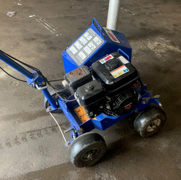 Used Bluebird BB650A Landscape Bed Edger Garden Lawn Yard Edging Honda Gas Trimmer