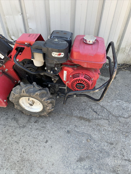 Used Honda Rear Tine Roto Tiller Cultivator FRC800 Walk Behind Ground Tiller