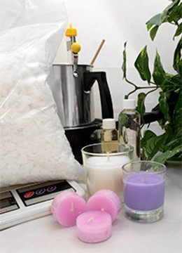 Candle & Soap Making Class