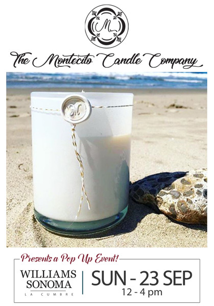 The Montecito Candle Company + WILLIAMS-SONOMA