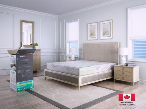 "GEL SERIES 10"" Bed in a Box Mattress"
