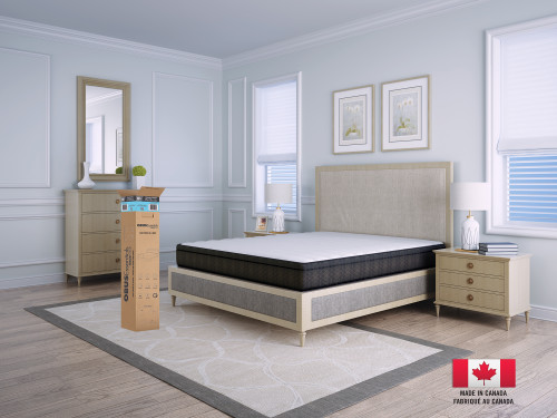 "GEL SERIES 8"" Bed in a Box Mattress"