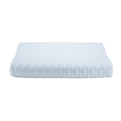 Comfort Sleep Contoured Pillow - Front View - ObusForme