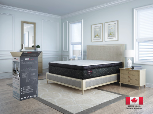"""FUSION SERIES 14"""" Bed in a Box Mattress"""