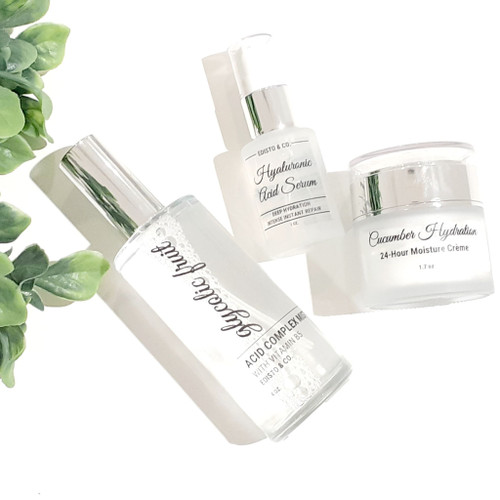 3 Steps After Cleansing Anti-Aging Skin Care Set