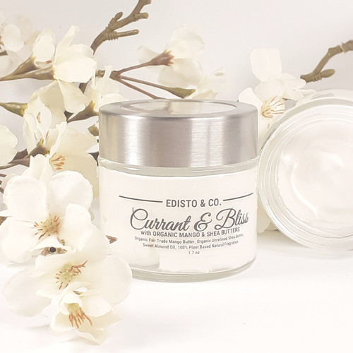Body Butter,  1.7oz Whipped Butter Believe It! Plant Butter - Currant & Bliss
