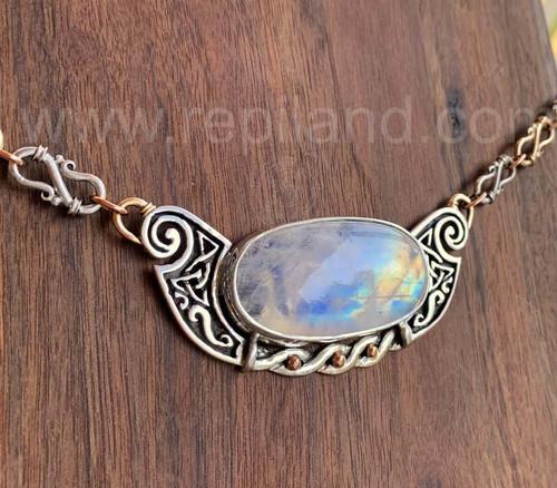 Longship Necklace- SOLD