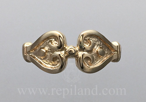 Nemetona Ring, gold