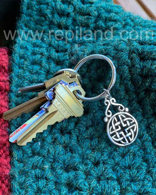 As Keyring.