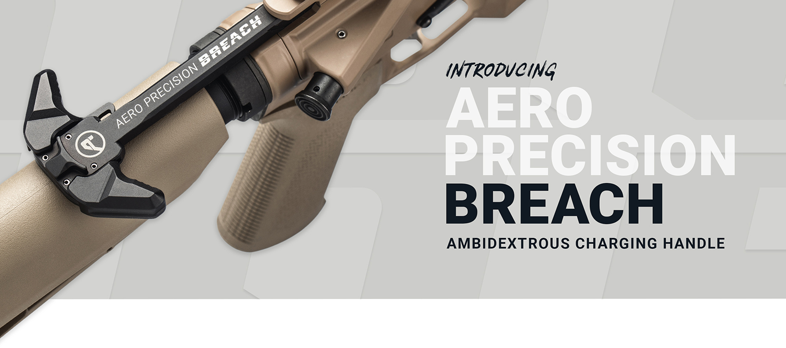 Aero BREACH Ambi Charging Handle